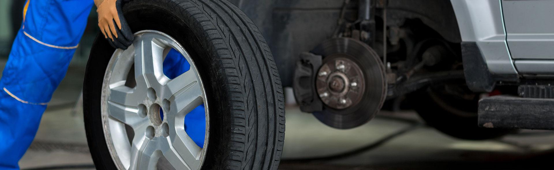 Balbriggan Service Centre - Tyres & Wheels